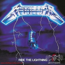 Vinyl Metallica ‎– Ride The Lightning