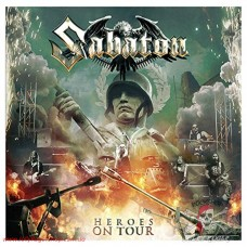 Vinyl Sabaton ‎– Heroes On Tour