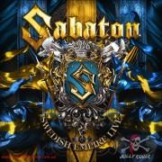 Vinyl Sabaton – Swedish Empire Live