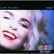 Vinyl Sam Brown – Stop!