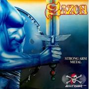 Vinyl Saxon – Strong Arm Metal
