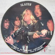 Vinyl Slayer – Limited Edition Interview Picture Disc