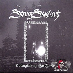 Vinyl  Sorgsvart – Vikingtid Og Anarki