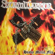 Vinyl Stormwarrior ‎– Heavy Metal Fire