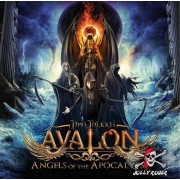 Vinyl Timo Tolkki's Avalon ‎– Angels Of The Apocalypse