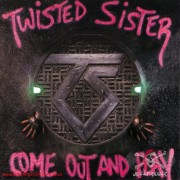 Vinyl Twisted Sister ‎– Come Out And Play