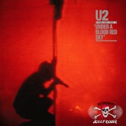 "Vinyl U2 ‎– Live ""Under A Blood Red Sky"""