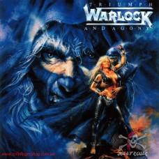 Vinyl Warlock – Triumph And Agony