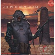 Vinyl Welcome To The Metal Zone - Various