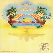 Vinyl Wishbone Ash – Live Dates
