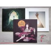 Vinyl Alcest (3 albums)