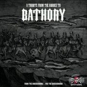 VINYL Various – A Tribute From The Hordes To Bathory