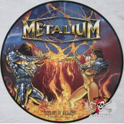 VINYL Metalium – Demons Of Insanity - Chapter Five