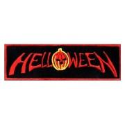Нашивка вышитая Helloween Logo