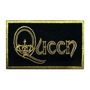 Нашивка вышитая Queen