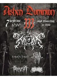 ASHEN DOMINION FEST III