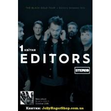 Квиток на Editors (fan). Київ. 01.04.2020