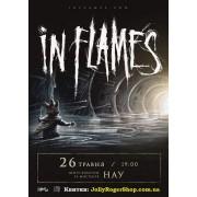 Квиток на IN FLAMES. Київ. 26.05.2020