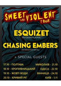 ESQUIZET + CHASING EMBERS