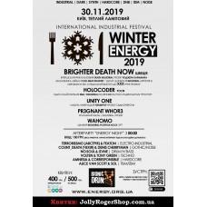 Квиток на Winter Energy 2019. Київ. 30.11.2019