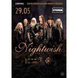 БИЛЕТ НА NIGHTWISH. VIP. Киев. 29.05.2020